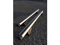 Thule Aero Roof Bars and Foot Pack