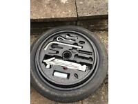 Spare wheel 15' AUDI VW SKODA SEAT