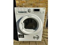 Hotpoint B Rated 9KG Condenser Dryer With Sensor Dry In White With FREE DELIVERY