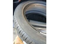 Continental Sport Contact 5 225/45R17 91Y MO New Tyre