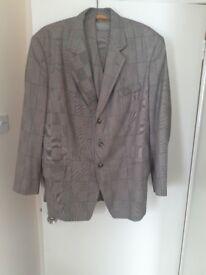 Three-piece suit Handmade XL