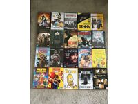 "DVD's For Sale As ""Job Lot"""