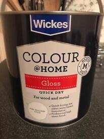 Wickes pbw gloss