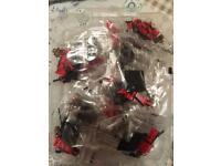 10 Deadpool Minifigure Custom Lego