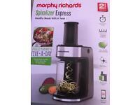 Morphy Richards Spiralizer Express kitchen gadget