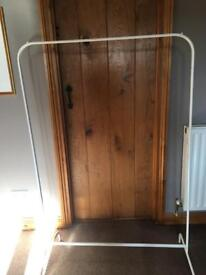 7 clothes rails for sale