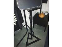 Studio Monitor Speaker Stands, Pair
