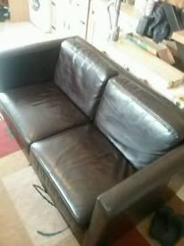 Stienhoff 3 & 2 seater sofa's