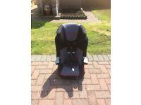 Pompero isofix car seat