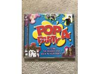 Nearly new Pop Party 4 CD
