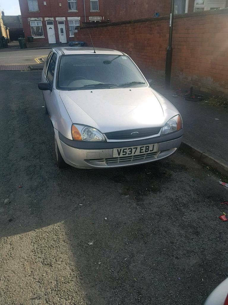 Ford fiesta 1.2 low mileage 62k