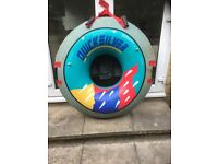 Inflatable Boat Donut