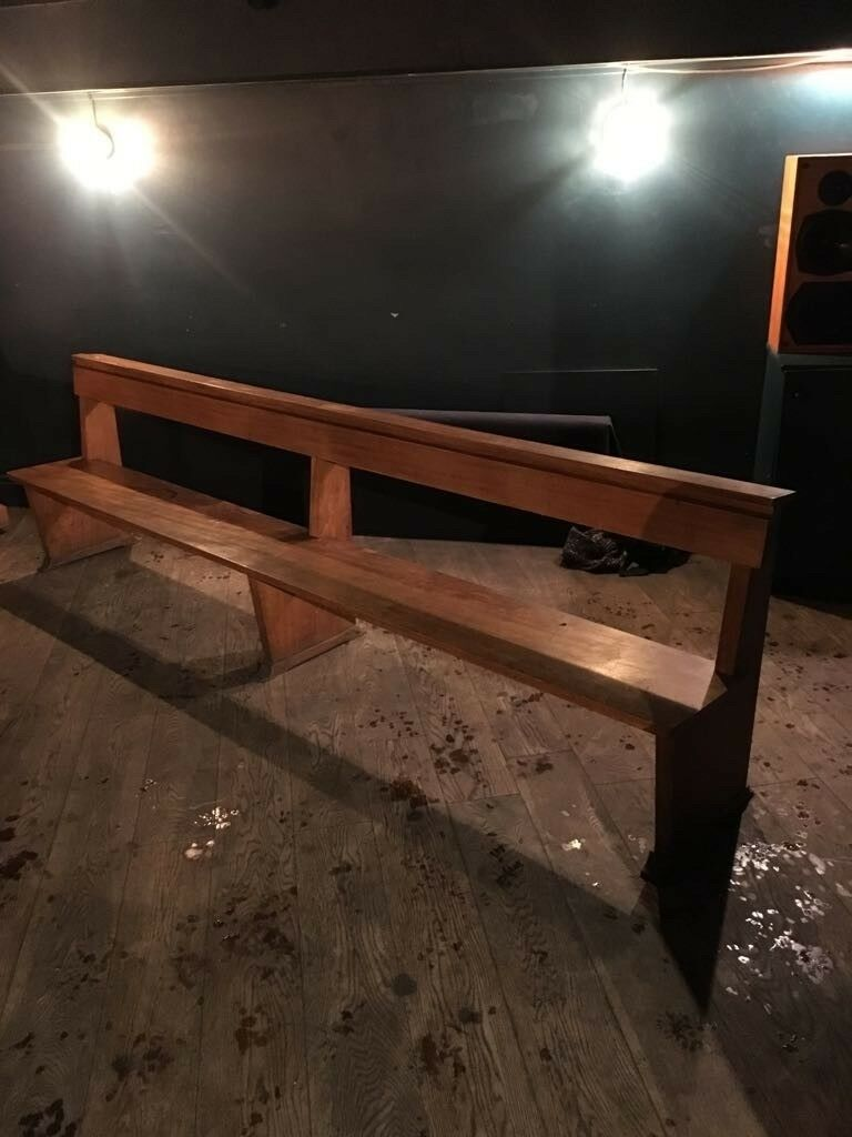 Super 6 Ft Church Pew Bench In Shoreditch London Gumtree Andrewgaddart Wooden Chair Designs For Living Room Andrewgaddartcom