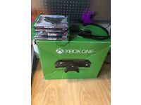 Xbox one 500gb hardly used