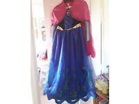 Anna dress - frozen
