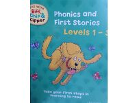 Read with Biff Chip & Kipper phonics and first stories