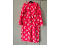 GIRLS M&S DRESSING GOWN