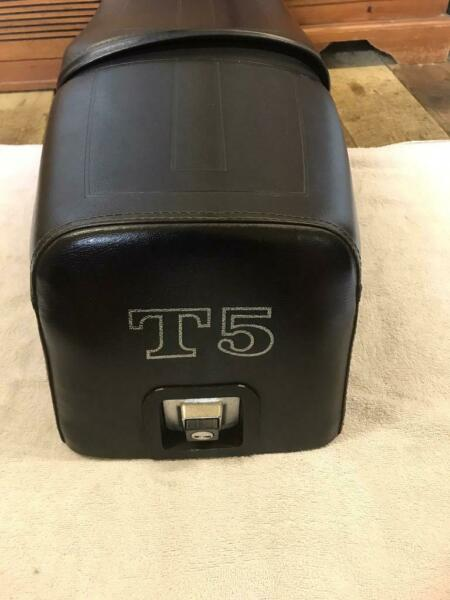 Vespa t5 mk1 seat  for sale  Derby, Derbyshire