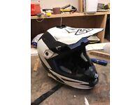6D motocross helmet