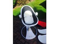 Fresco bloom high chair excellent condition
