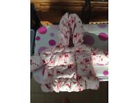 Ted baker baby girl coat0-6 months