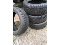 Maxxis 295/50/16 , 4 winter tyres