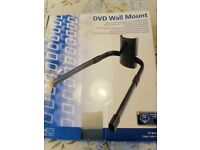 Wall mounting brackets for TV/Audio equipment.