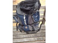 Backpack for sale- 70 litres