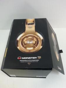 Monster Meek Mill Edition Headphones. We Sell Used Electronics. (#51752) AT811467