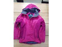 TRESPASS jacket and softshell 5/6 yrs