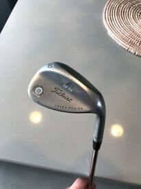 Titleist 60 degree Vokey Wedge