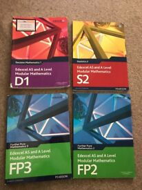 Edexcel Maths - FP2 FP3 S2 D1