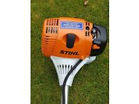 Stihl HL95K Long Reach 2 Stroke, Petrol Hedge Cutter (As New)