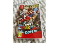 Mario Odyssey- played before but can be played like new