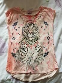 Girls tee shirt