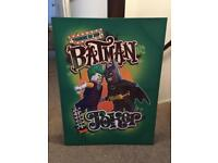 Batman canvas picture