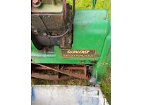 3 lawnmowers spare and repair winter project