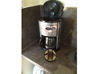 Morphy Richards cafe Mattino Programmable Filter Coffee Machine