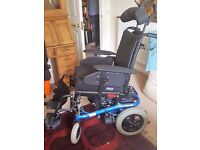 Spectra Plus Power Wheelchair, reconditioned, in very good order, hardly used