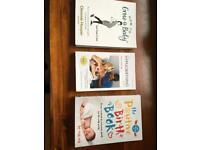 Pregnancy books and yoga DVD - FREE