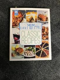 New condition cook book classic recipes