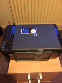 Scanner, printer, copier