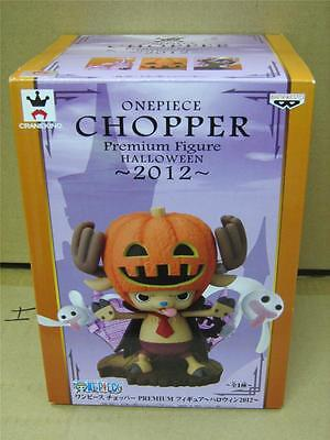 Banpresto Prize One Piece Tony Chopper Premium Figure 12CM Halloween 2012 NEW - One Piece Chopper Premium Figure Halloween