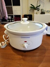 Electric Slow Cooker (used)