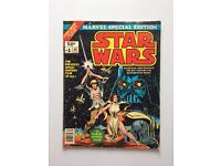 Star Wars 1977 special collectors edition marvel comics vol 1 issue 1