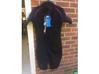 Wetsuit Ladies Shortie