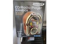 Lennox cd/radio player jukebox