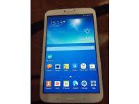Samsung Tab 3 8 inch 16gb
