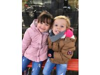 Before and after school nanny required for 5 and 6 year old in East Sheen