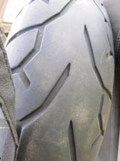 MOTORCYCLE TYRE  PIRELLI Helena Valley Mundaring Area Preview